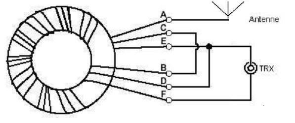 Fabrication d'une antenne verticale HF toutes bandes avec balun 9/1 dans Bricolo BALUN_1-9_2