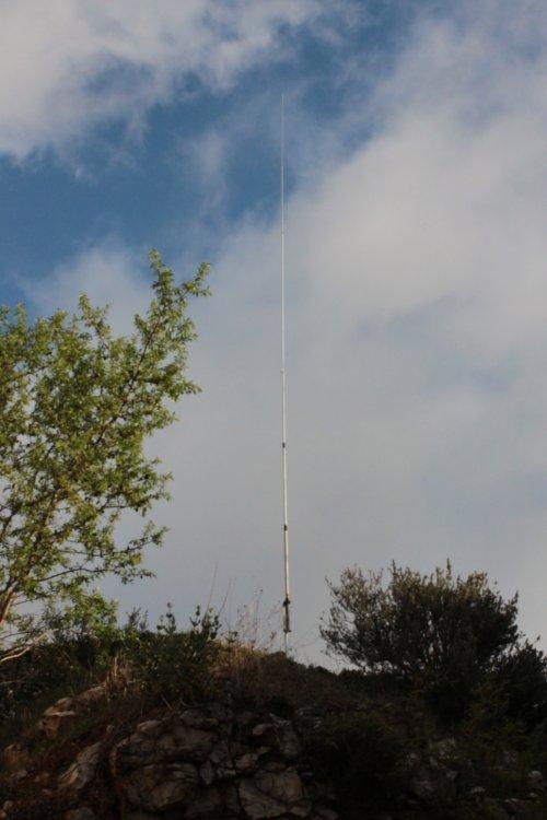 Fabrication d'une antenne verticale HF toutes bandes avec balun 9/1 : 2ème partie