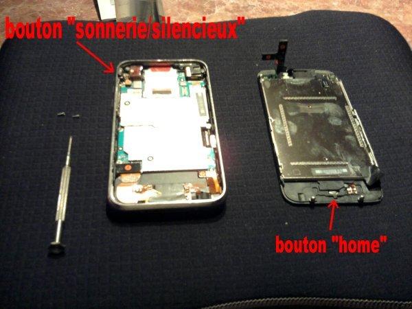 Réparer les boutons de l' iPhone 3GS pour 0 euros !!! dans Bricolo Photo0030